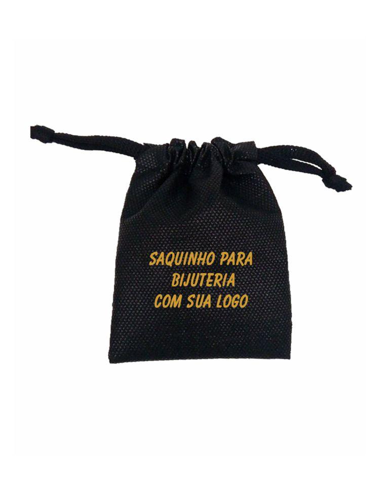 Saquinhos 40x50cm Personalizados TNT 040G Com sua Logo