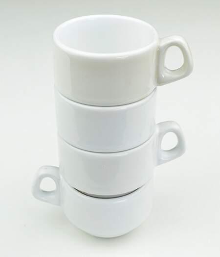 Xícara de Café 220ML de Porcelana Personalizada Impressão Colorida
