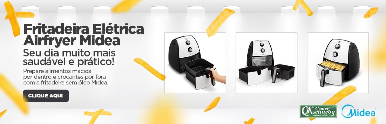 Fritadeira Air Fryer Midea