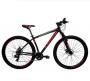 Bicicleta Mountain Bike Aro 29 Lotus CXR Preto Vermelho