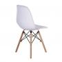 Cadeira Eames Eiffel Branca Porto Design