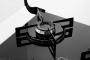 Fogão Realce Mesa de Vidro Íris Glass 4 Bocas 127v Preto