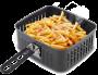 Fritadeira Air Fry Britânia Oven Frita e Assa sem Oléo 1800W 127v Preta BFR2100