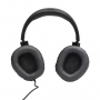 Headphone com Fio JBL Quantum 100 com Microfone Preto