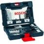 Kit de Ferramenta Bosch de Pontas e Brocas V-Line 41 Peças