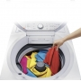 Máquina de Lavar Brastemp 15Kg com Ciclo Edredom Especial e Enxágue Anti-Alérgico 127v Branca BWH15AB