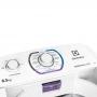 Máquina de Lavar Electrolux 8,5kg Essential Care com Diluição Inteligente e Filtro Fiapos 127v Branca LES09