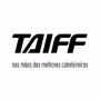 Secador de Cabelo Profissional Taiff Fox Ion 127v Rose