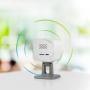 Smart Câmera Wi-Fi Positivo Casa Inteligente, 1080p Full HD, 15 FPS, áudio bidirecional, detecção de movimentos, visão noturna, Bivolt Compatível com Alexa