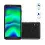 Smartphone Multilaser F Pro 2 Preto Quad Core com Sensor de Digitais 4G RAM 1GB/32GB Tela 5.5