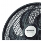 Ventilador de Coluna Mondial Max Power 40cm 3 velocidades 6 Pás 127v Preto NV-61