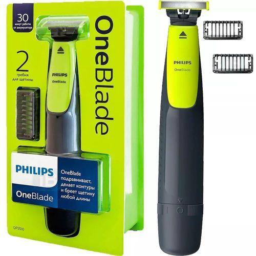 Barbeador Philips OneBlade Hibrido QP2510/10