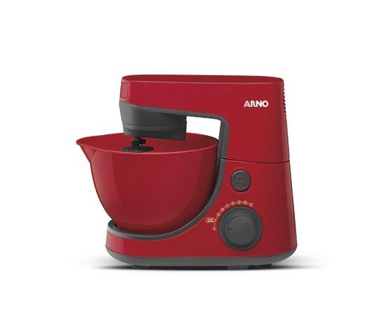 Batedeira Arno Planetária SX86 Vermelha 127V
