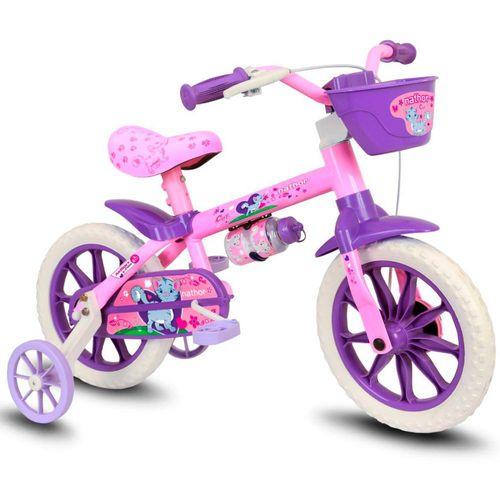 Bicicleta CAIRU Aro 12 CAT Rosa