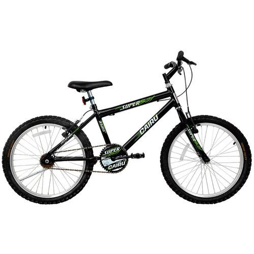Bicicleta de Passeio Cairu Aro 20 Super Boy