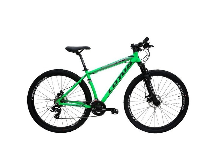 Bicicleta Mountain Bike Cairu Aro 29 Lotus CXR Quadro 17.5 Verde
