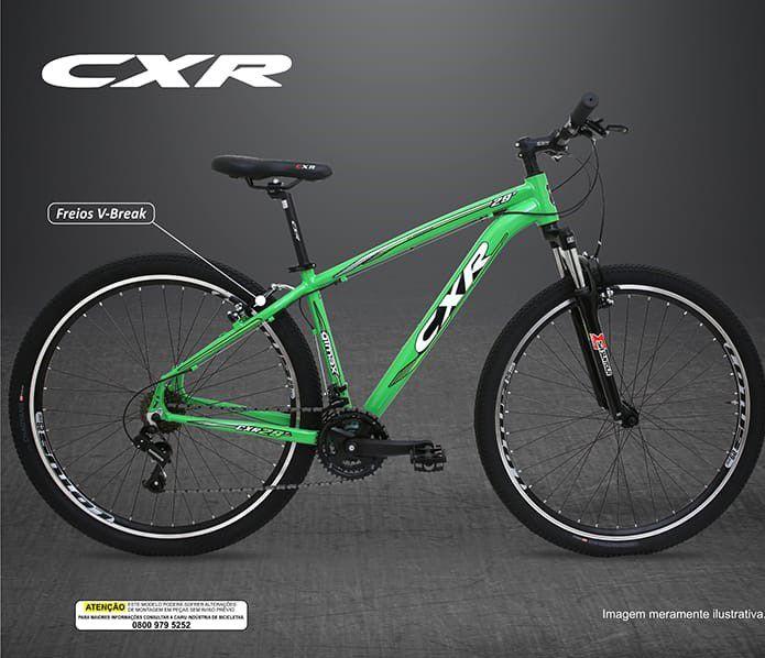 Bicicleta CAIRU CXR Break Aro 29 Verde