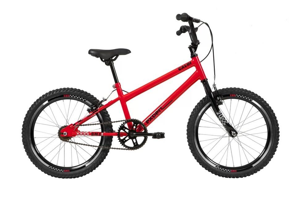 Bicicleta Caloi A-20 Expert Vermelha