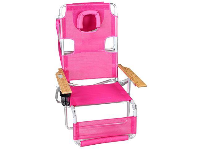 Cadeira  De Praia Sky Expresso 854-90133637 Rosa
