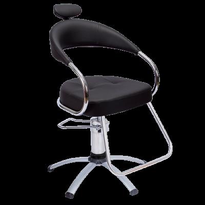 Cadeira Futura Dompel Preta