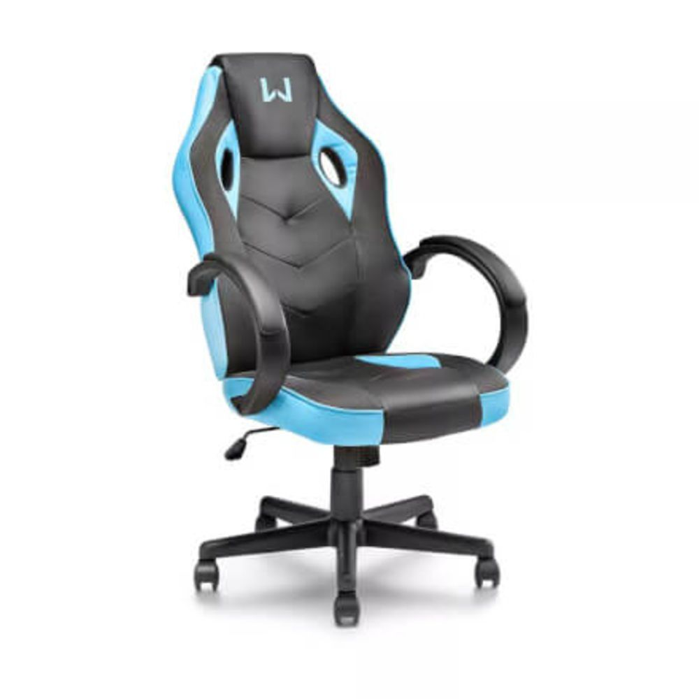 Cadeira Gamer Azul Warrior Multilaser - Ga161