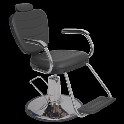 Cadeira Top Barber Dompel Preta