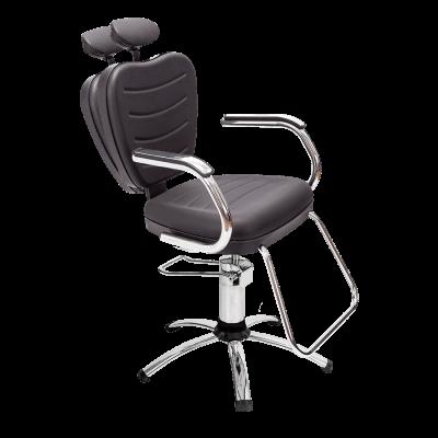 Cadeira Top Reclinável Dompel Preta