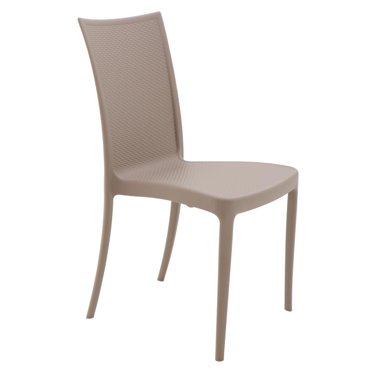 Cadeira Tramontina Laura Rattan 92032/210 Camurça