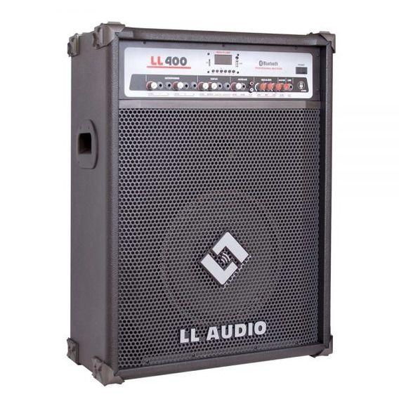 Caixa  Amplificada  L.L Eletrônico  LL400 BT/USB/FM