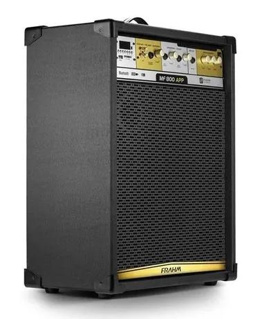 Caixa Franh MF-800 Amplificada