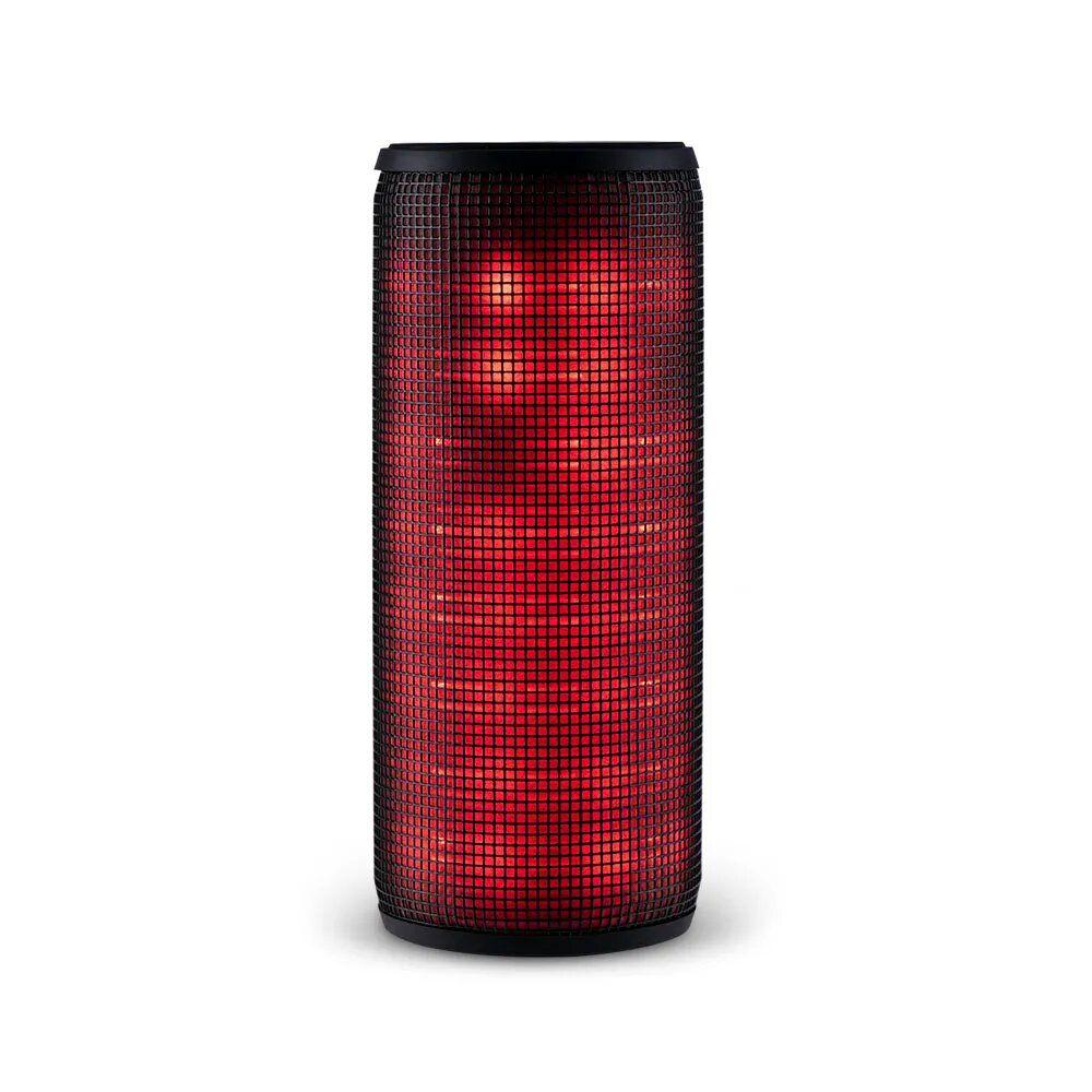 Caixa De Som Led Light Multilaser 10W - SP304