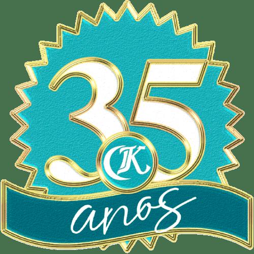 35 anos CK