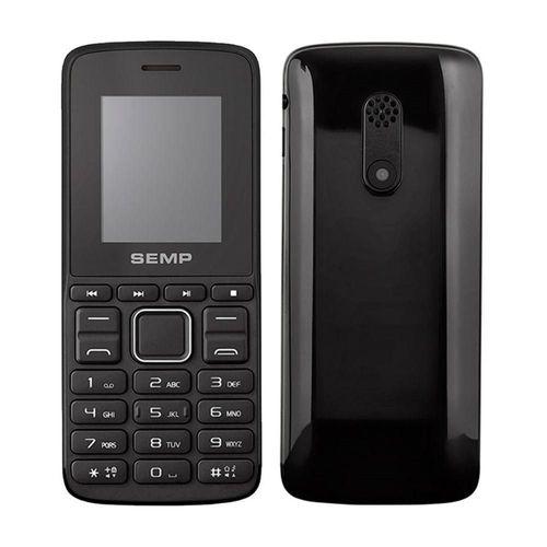 Celular Semp Go 1l 1810, Dual Chip, Preto, Tela 1.8