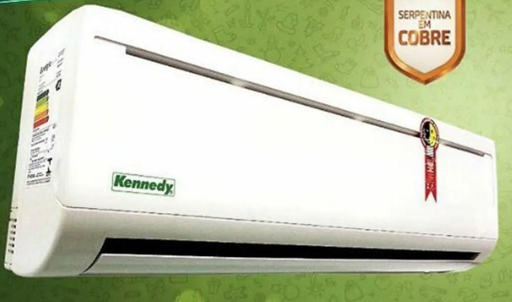 Central de ar Kennedy KEN24INT/KEN24EXT Gás R410