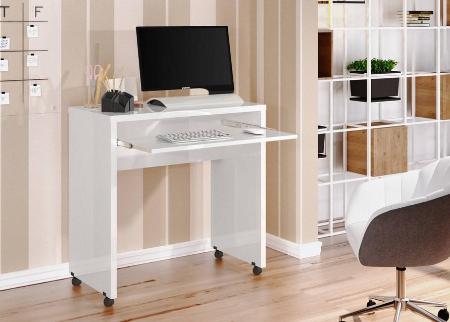 Escrivaninha JB Bechara 6066 Luxo Branco