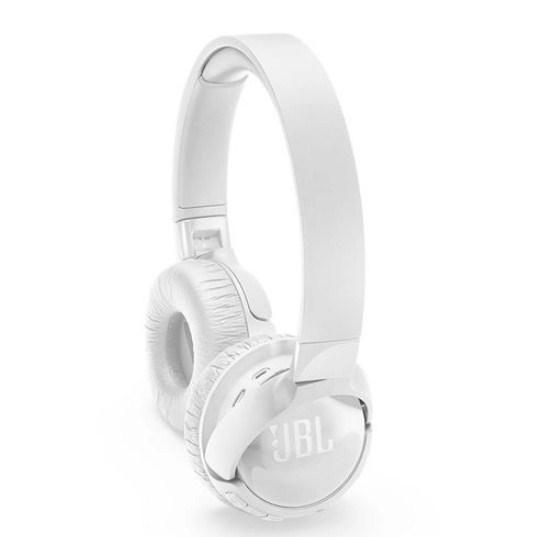 Fone de Ouvido JBL T600BT NC White