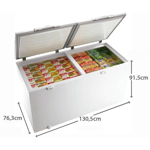 Freezer Horizontal Electrolux 2P H400