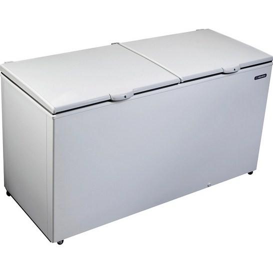 Freezer Horizontal Metalfrio DA550 2P 546L Branco 127V