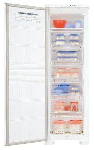 Freezer Vertical Electrolux  FE26 Branco 127V