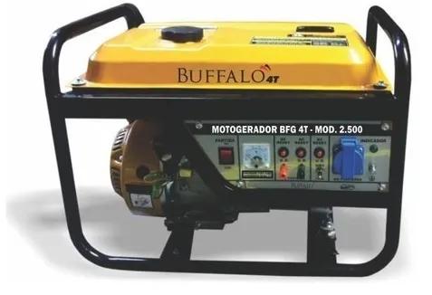 Gerador BFG 2500 Gasolina P/ Manual Buffalo