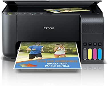 Impressora Epson  Multif Ecotank L3110