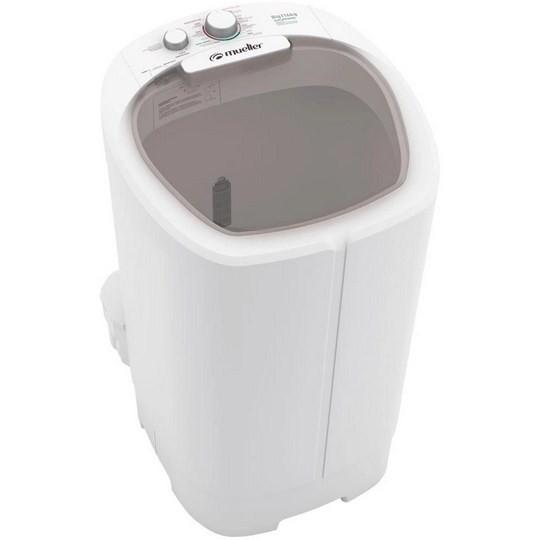 Lavadora Tanquinho Mueller Big 14Kg 127v Branco
