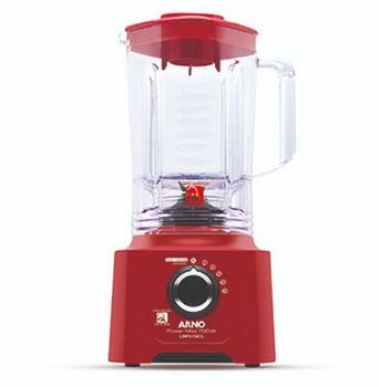 Liquidificador Arno LN61 Power Max 700 Vermelho 127V