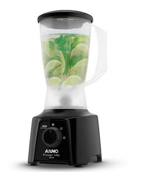 Liquidificador Arno LQ10 Power Mix 550W Preto