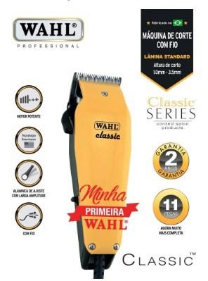 Maquina de  cortar cabelo Wahl Classic 127v