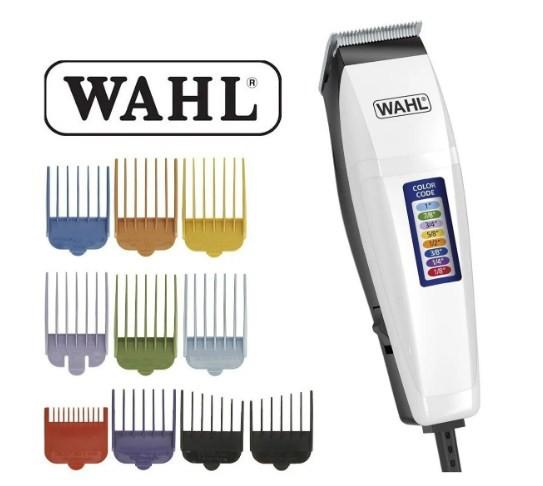 Máquina de Cortar Cabelo Wahl Color Code 127v