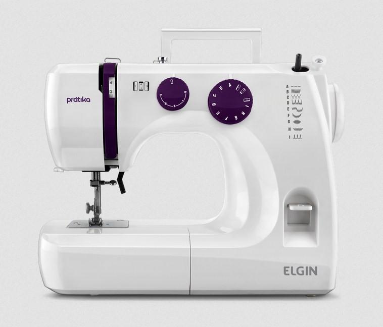 Máquina de Costura Elgin JX2051Portátil 127V