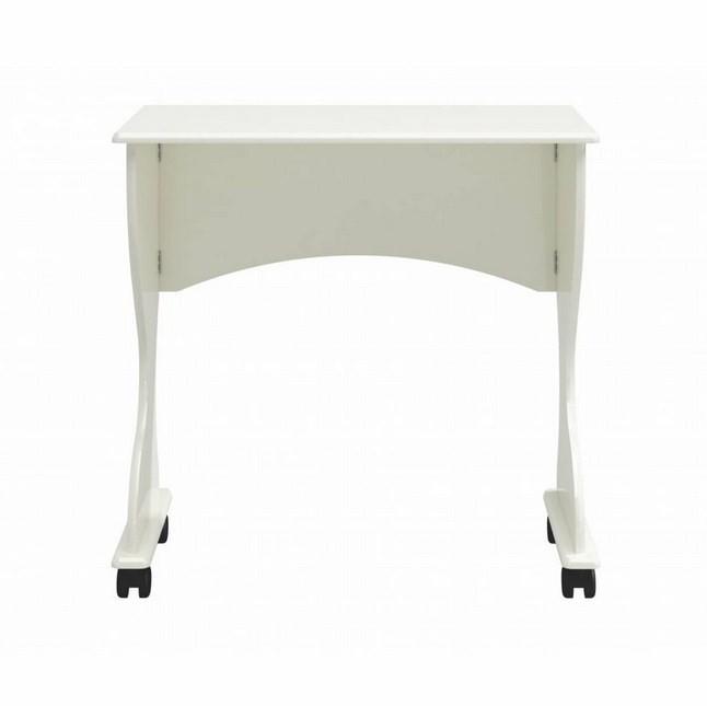 Mesa para Computador Dalla Costa C27 Off White