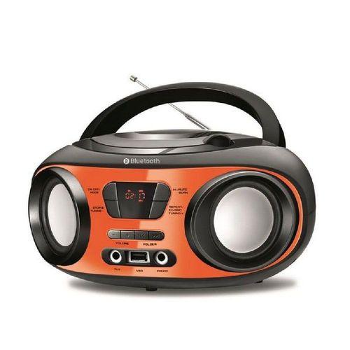 Micro System Mondial BX-18 Boombox Orange