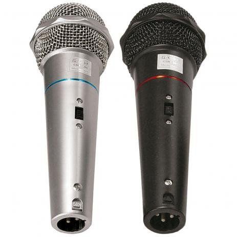 Microfone CSR Duplo 505